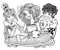 coloriages mia and me | coloring pages, unicorn coloring pages, mandala coloring pages