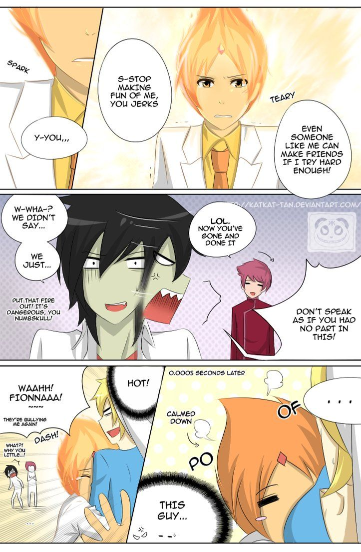 Adventure Time: Chap 1 - Page 22 by Katkat-Tan on DeviantArt