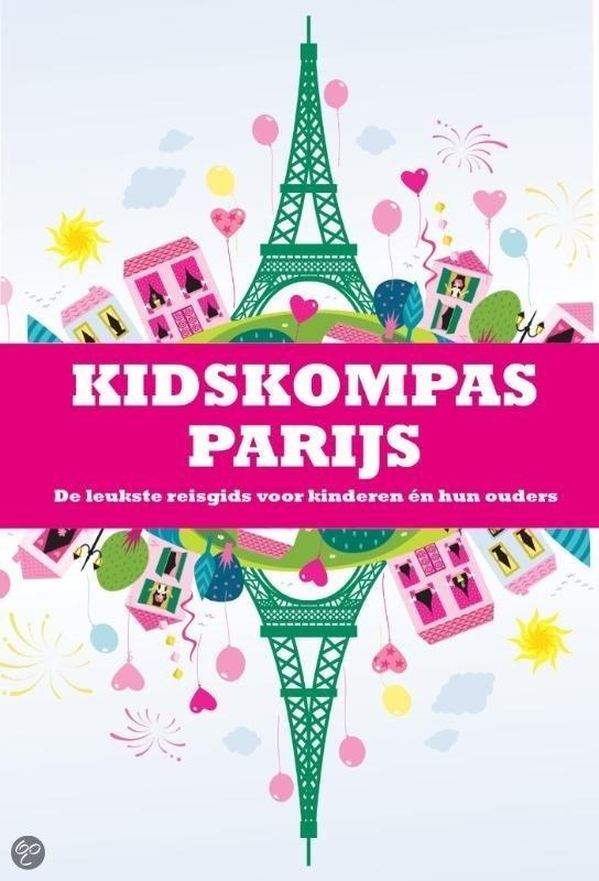 Handig boekje om met de kids door Parijs te gaan