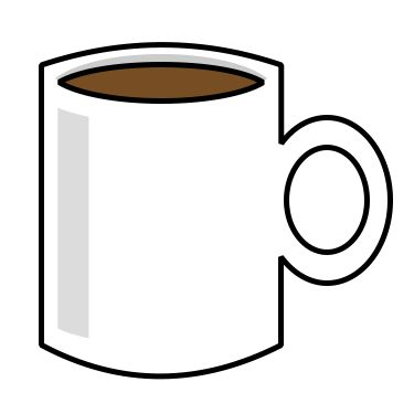 25 best ideas about coffee cartoon on pinterest cute sketches happy coffee and doodle drawings - Cool coffee cups that make a visual difference ...