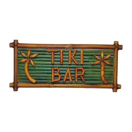 17 Best Images About Tiki Sign Ideas On Pinterest