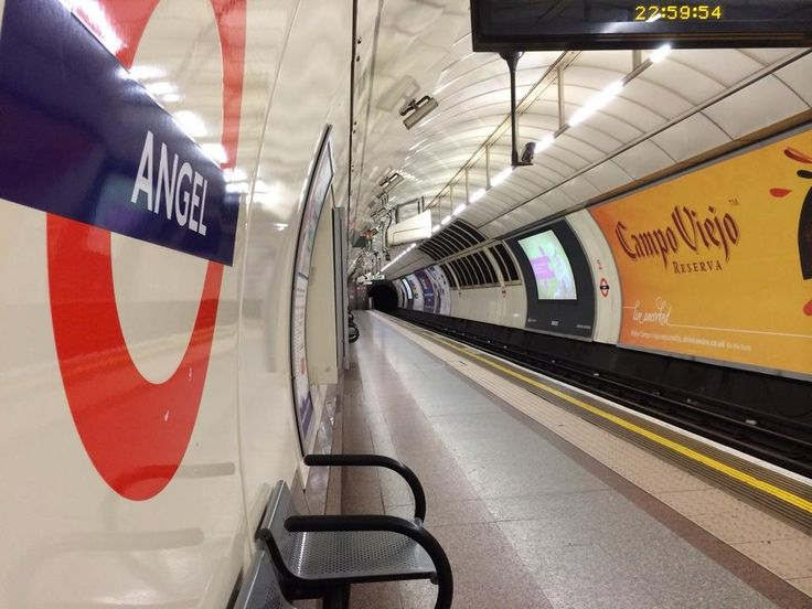 Angel London Underground Station - Islington - Islington, Greater London
