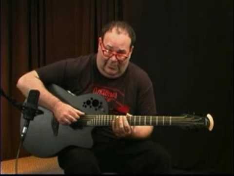 COCGF Instructor Matt Smith Gives A Killer Slide Guitar Lesson - Part 1