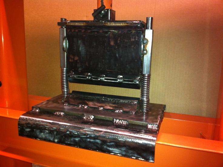 Press Brake For 20 Ton Shop Press Equipment Metal