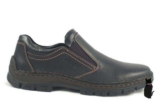 Rieker, pánská obuv, pánské mokasíny