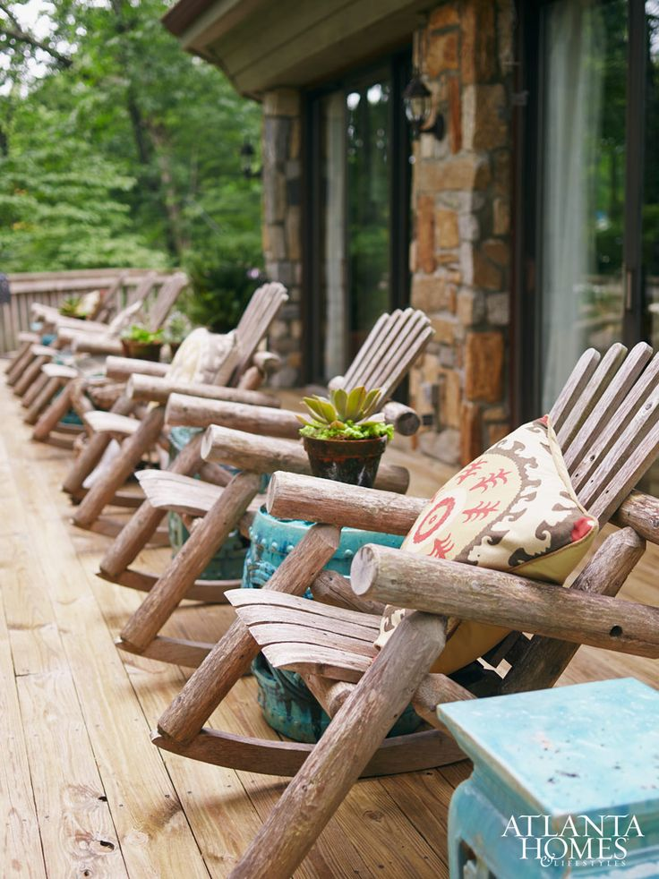 Fun Outdoor Living : 986 best images about LogHome Living on Pinterest ...