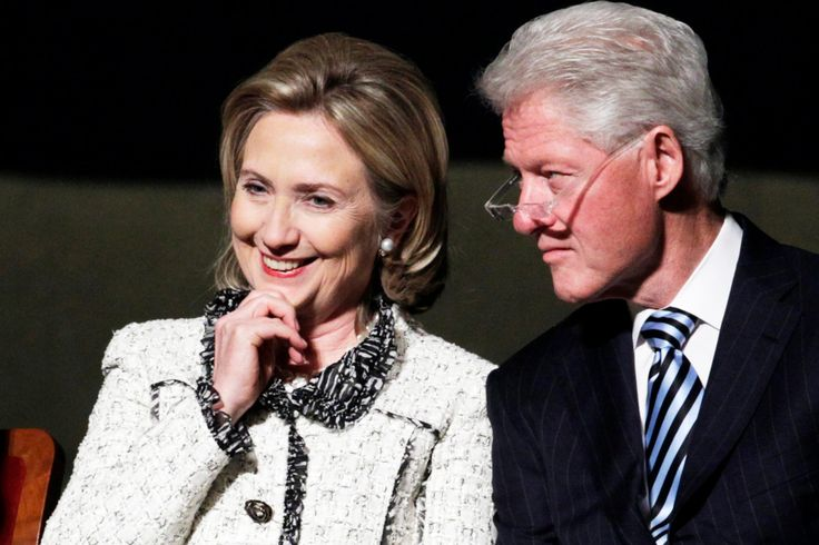 """Just two days after President Obama confirmed that Hillary Clinton would be his secretary of state, Bill Clinton set up a shell corporation to """"channel"""" his payments for unspecified consulting work…"""