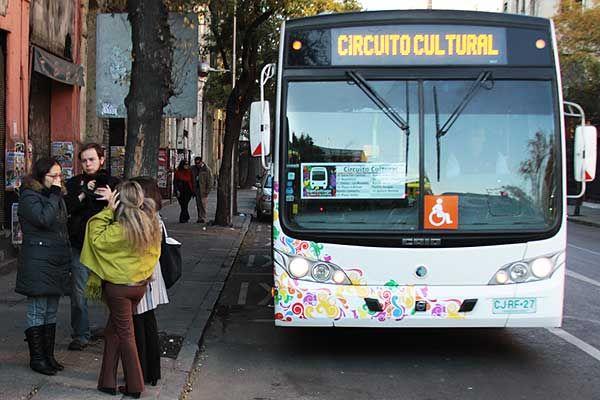 santiago ::: tours económicos para recorrer santiago ::: by emol