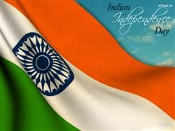 National Flag With Indian Independence Day HD Wallpaper,National Flag HD Wallpaper,National Flag With Quote HD…