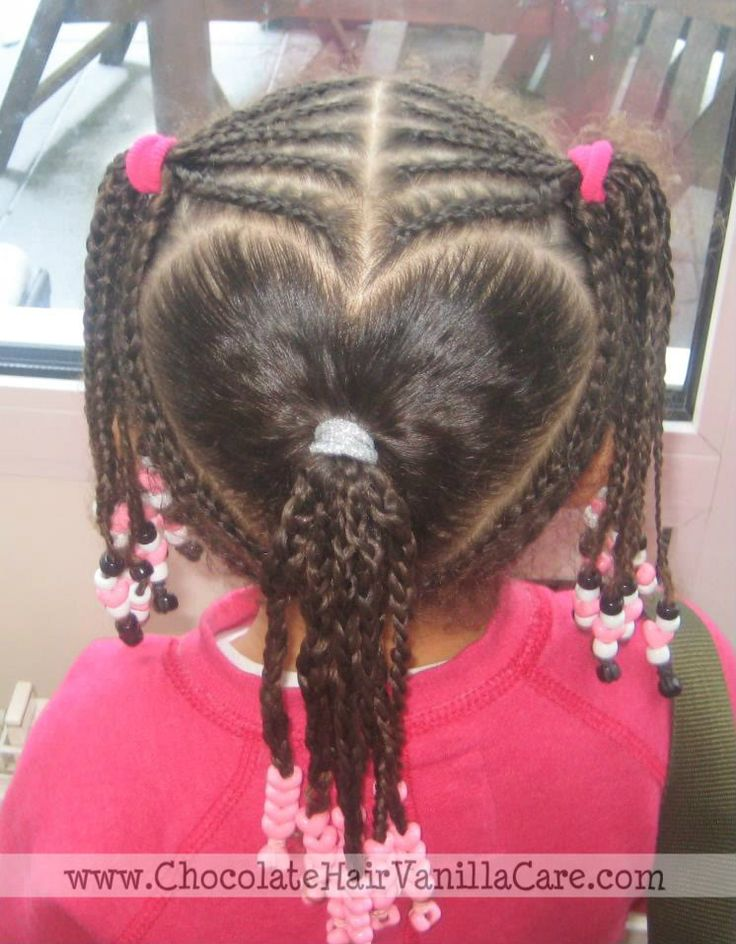 9 Best Valentines Day Hair Images On Pinterest Girls