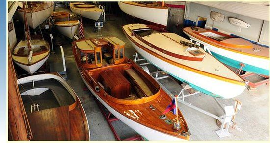 Herreshoff Marine Museum and America's Cup Hall of Fame
