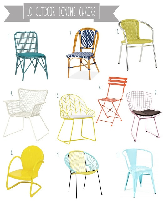 140 Best Outdoor Eating Furniture Images On Pinterest
