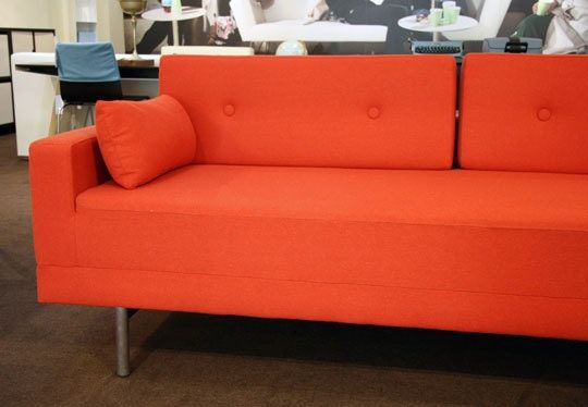 One Night Stand Sleeper Sofa by Blu Dot | Apartment Therapy
