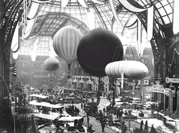 Retronaut - Paris Air Show
