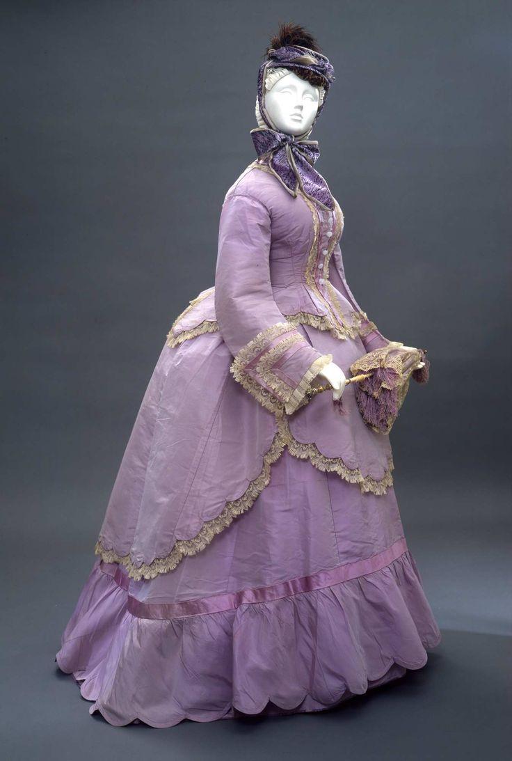 1000+ Images About Crinoline Dresses 1850-1870 On Pinterest