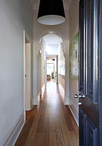 Nicholson Residence - 'Treetop House' in Middle Park, Victoria, Australia. Extension & Renovation by Matt Gibson Architecture + Design. Photo: John Wheatley