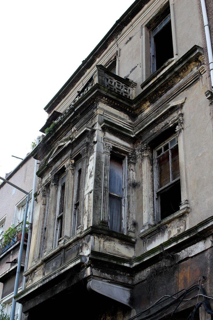 Falling apart... Fener Balat Istanbul