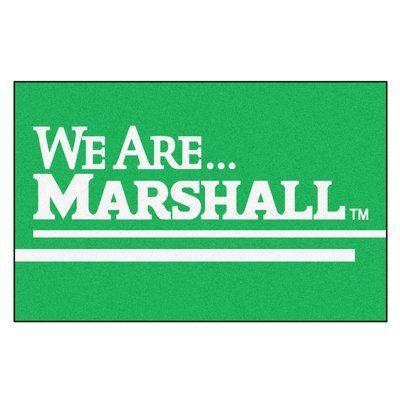 FANMATS NCAA Marshall University Starter Mat