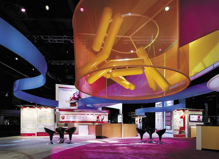 Pharmaceutical Exhibition Stand Design : Traditionally pharmaceutical exhibits are about as