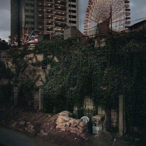 Anoek Steketee: Dreamcity, Military Base Lunapark Beirut