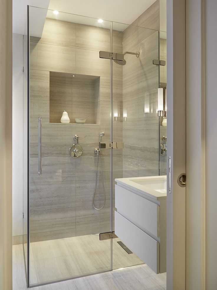 Bathroom designed by Talia Cobbold Cadogan Court Development