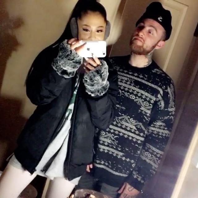 Are mac miller and ariana grande still dating