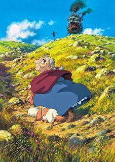 O Castelo Animado Dublado - Hauru no Ugoku Shiro