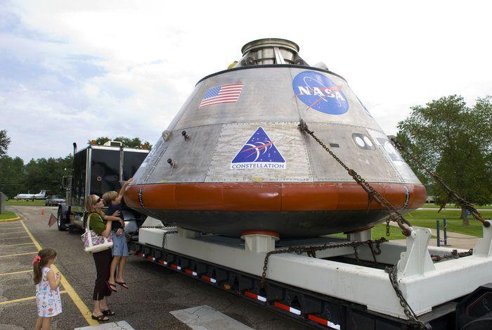 «Ωρίων»: Αυτό είναι το νέο υπερδιαστημόπλοιο της NASA  thetoc.gr