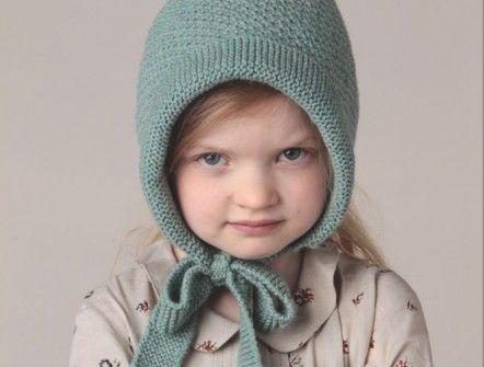Le bonnet enfant Phildar