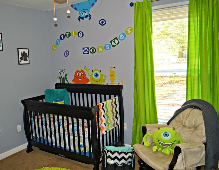 Baby Boy Nursery Tour: 23 Best Baby Boy's Nursery Images On Pinterest