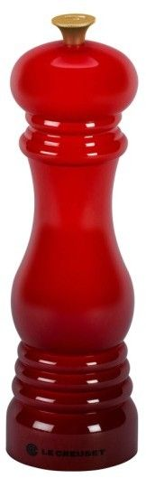Le Creuset Gold Knob Collection Pepper Mill