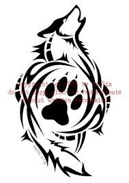 Image result for native bear paw tattoo