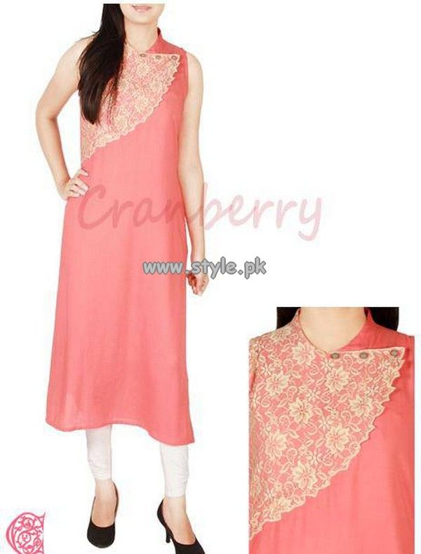 Cranberry New Dresses 2013 For Summer