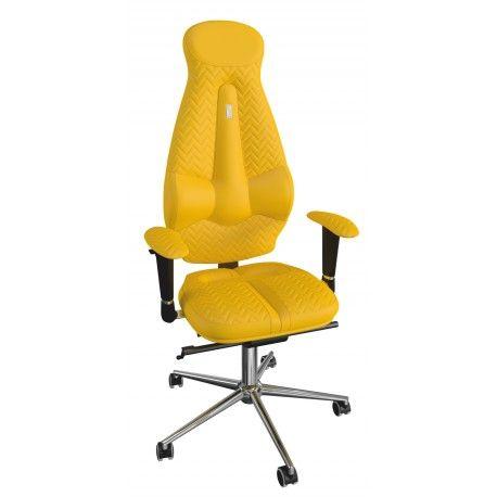Fauteuil ergonomique pour un soutien lombaire et du rachis dans un design grande classe