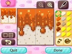animal crossing new leaf designs tutorials - Buscar con Google