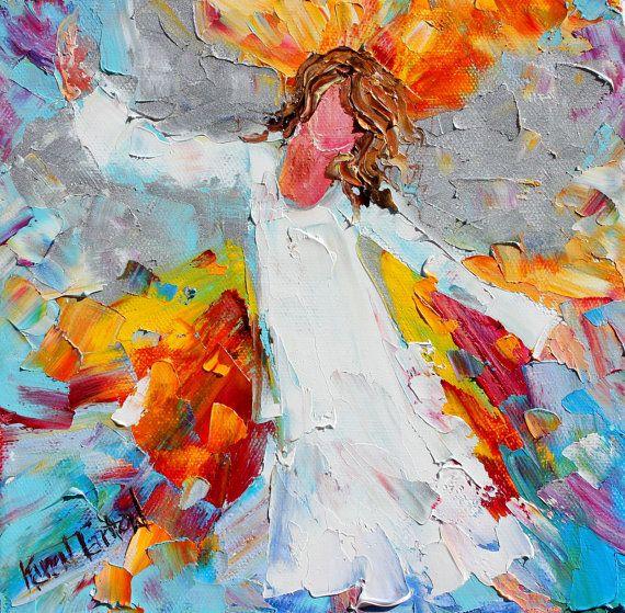 ... Angel, Angel Paintings, Angels Among Us, Paintings Art 3, Art Oil Oil Paintings Of Angels