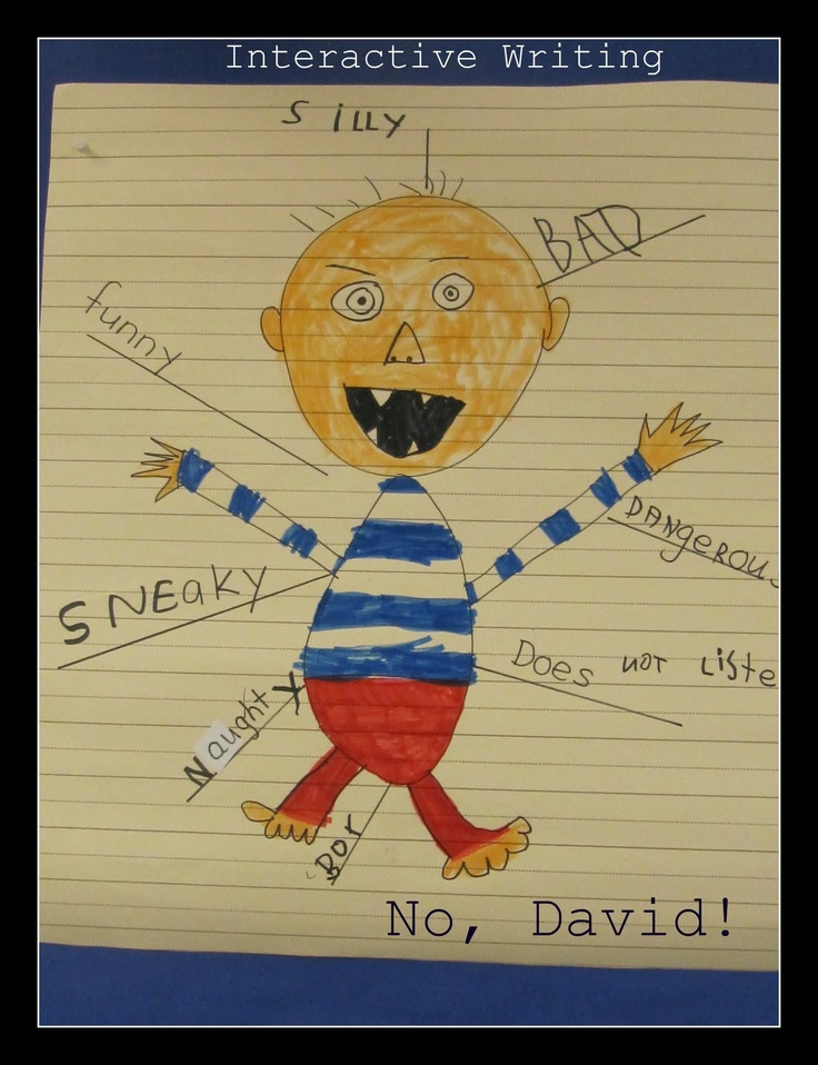 No David Descriptive words