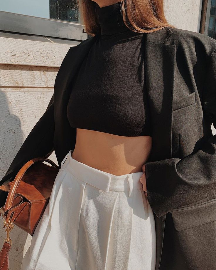 Mode Outfits, Chic Outfits, Trendy Outfits, Fall Outfits, Fashion Outfits, Womens Fashion, Fashion Trends, Black Blazer Outfits, Runway Fashion