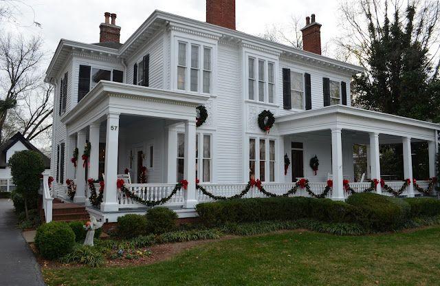 Washington Ga Christmas Tour Of Homes