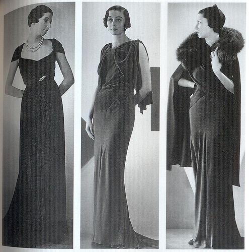 1930s dresses by gatochy via flickr my favorite clothes