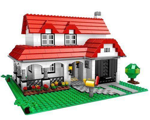LEGO Creator House (4956) LEGO,http://www.amazon.com/dp/B000JXQQ24/ref=cm_sw_r_pi_dp_ouDmtb1QEV1FKP13