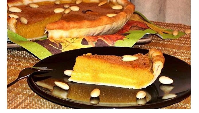 Tarte de batata doce - http://www.sobremesasdeportugal.pt/tarte-de-batata-doce/
