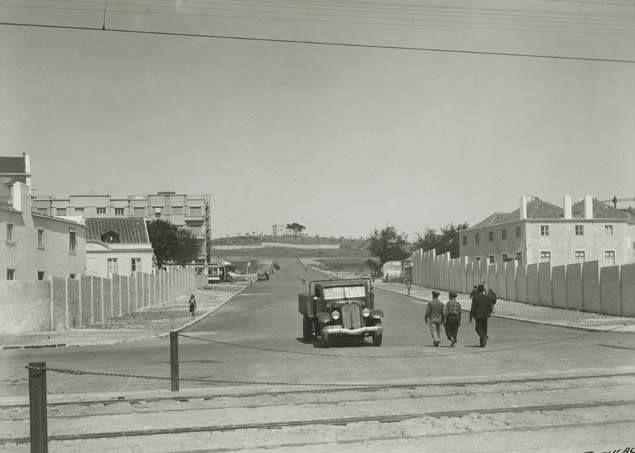 Avenida da Torre de Belém