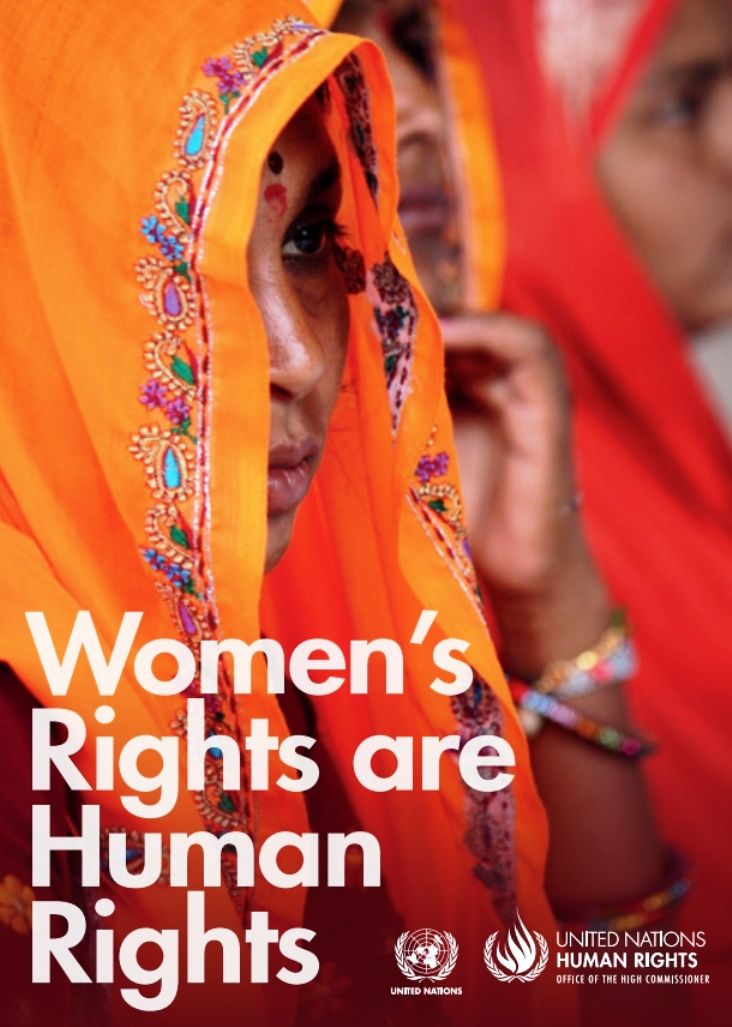 Women's rights are human rights (PRINT) http://library.eclac.org/record=b1253086~S0*eng Attaining equality between women and men and eliminating all forms of discrimination against women are fundamental human rights and United Nations values. Achieving equality between women and men requires a comprehensive understanding of the ways in which women experience discrimination and are denied equality so as to develop appropriate strategies to eliminate such discrimination.