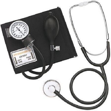 Omron Adult Self-Taking Home Blood Pressure Kit-Black