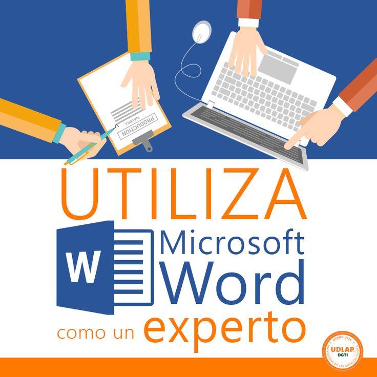 #Word #Office365 Aquí te dejamos algunos tips para que aprendas a exprimir al máximo esta herramienta en línea: