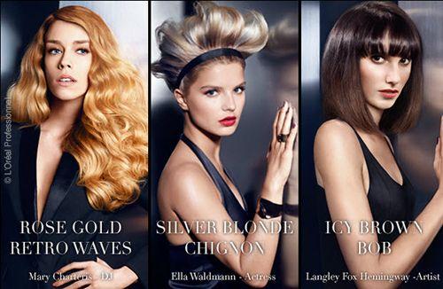l'oreal professional hair fashion show 2014 - Google zoeken