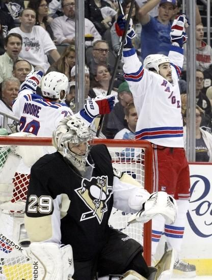 New York Rangers at Pittsburgh Penguins: Game 7 Wrap-Up