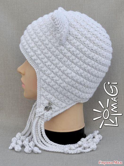 124 best Gorros y Sombreros images on Pinterest | Crochet hats ...