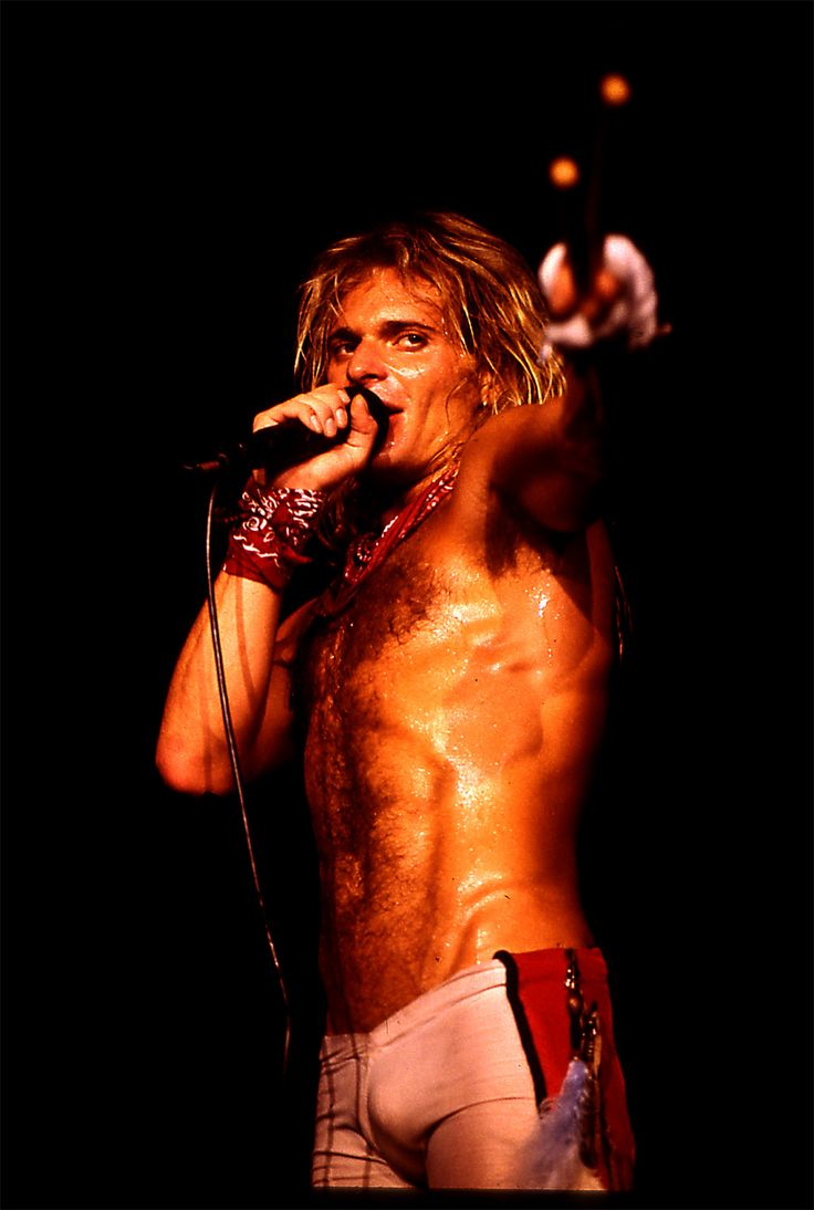 Young David Lee Roth - Bing Images